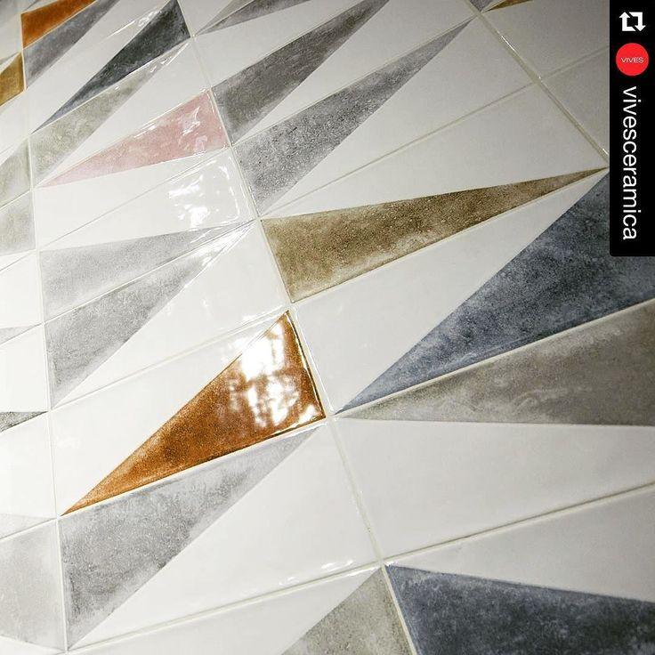 #Repost @vivesceramica with @repostapp.  #vives #vivesceramica #azulejos #tiles #iliketiles #ilovetiles #tileaddiction #walltiles #decoration #design #cersaie2015 #architecture #trend #amantedelosazulejos #rabarimulticolor #kakel #interiördesign #interiör #interior #interiordesign #inredning #inredningsdesign #inspiration #kök #köksinspiration #badrum #fliser by miljoagenturer