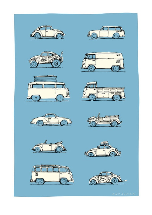 418 best VW Afiches informativos images on Pinterest | Vw beetles ...
