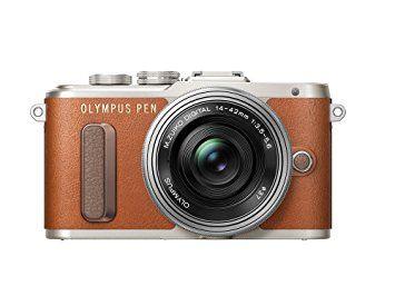 Olympus PEN E-PL8 Appareil photo + Objectif 14-42 EZ: Amazon.fr: High-tech
