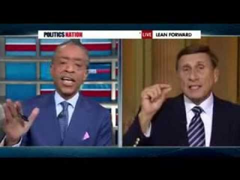Al Sharpton Explodes on GOP Rep. John Mica Over Government Shutdown: 'You're in Denial!' - YouTube