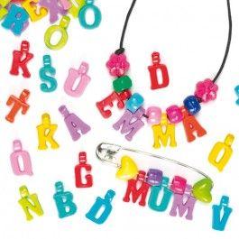 Breloques En Alphabet