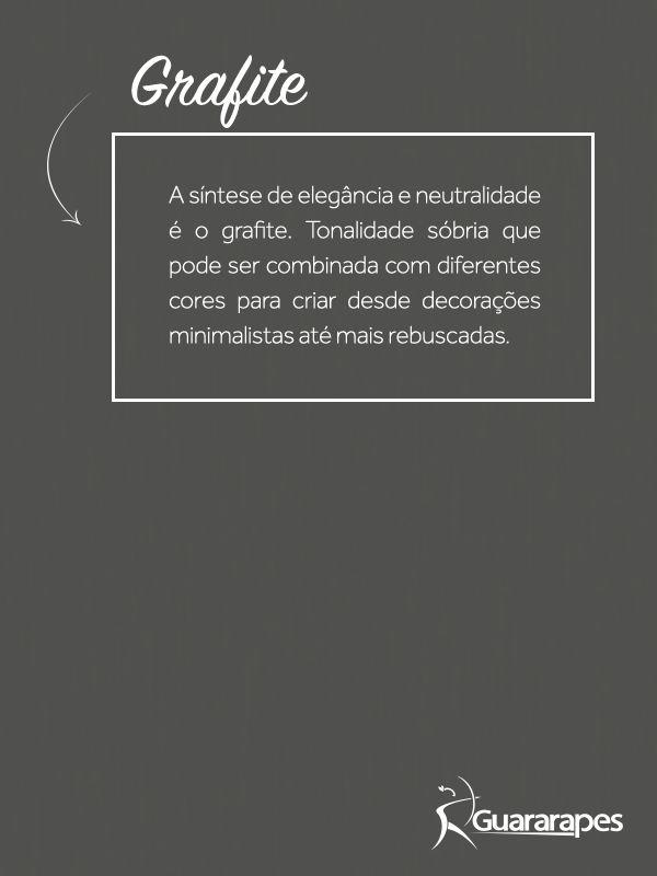MDF Grafite | Linha Colors | MDF Guararapes #MDF #decoraçãoMDF #decoração #DesignInteriores #padrõesMDF #homedecor #decoração #quarto #peçasMDF #guardaroupamdf
