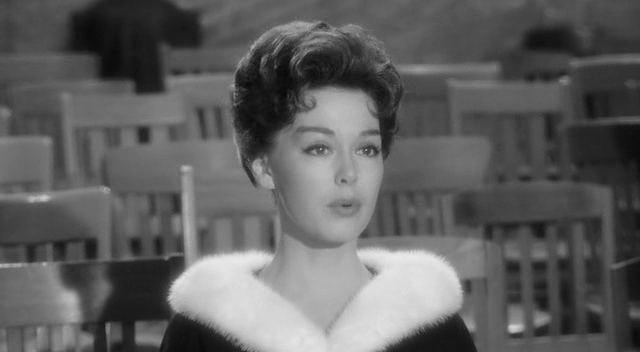 Barbara rush in the young Philadelphians