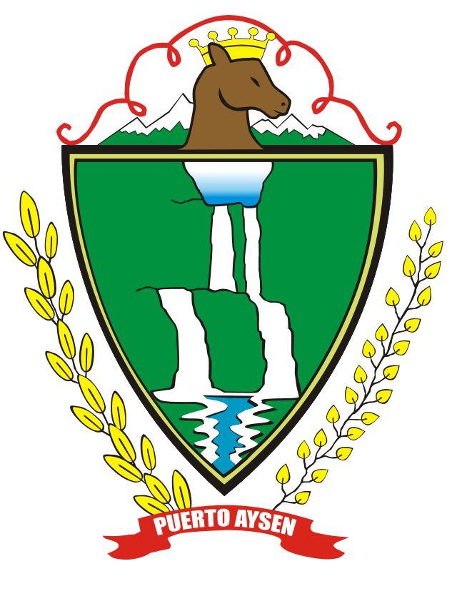 Escudo de Armas de la Provincia de Puerto Aysén - Chile