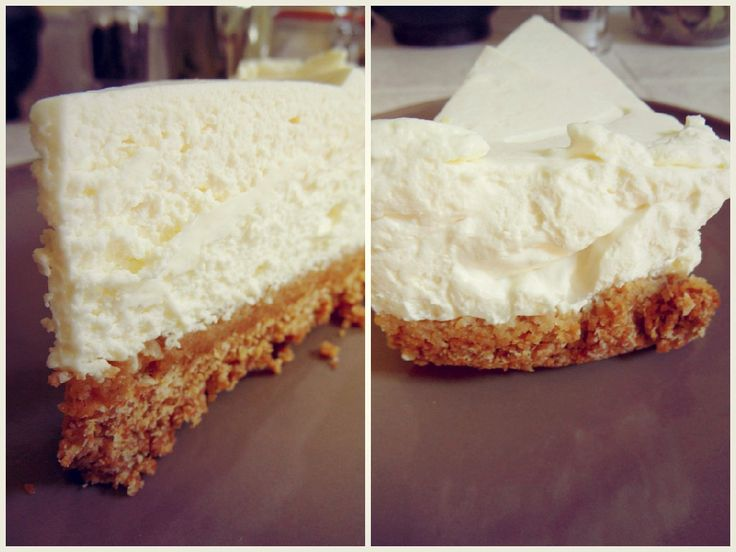 Cheesecake citron sans cuisson de Jamie Oliver
