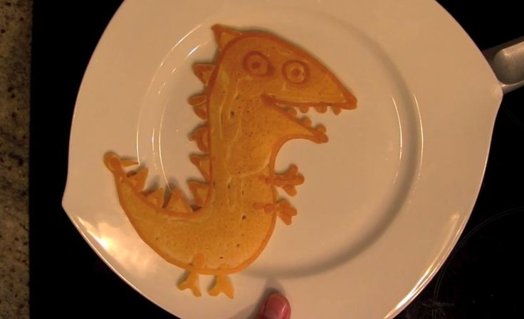One of Peppa Pig's biggest breakout stars in batter form. Perfect for Pancake Day.