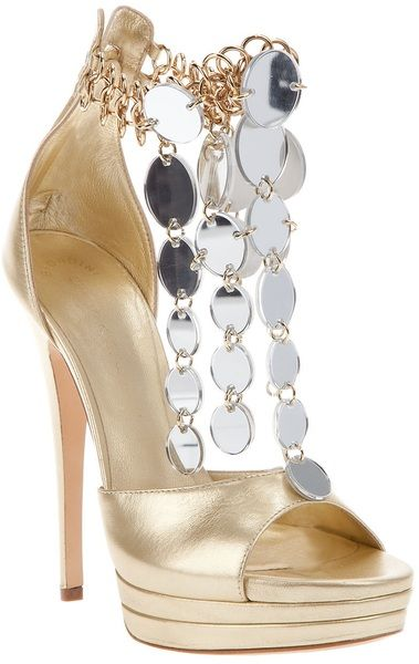 CASADEI: Platform Sandal: Shoes, Fashion, Sandals, Closet, High Heels, Casadei Gold, Shoes Shoes, Shoes Heels