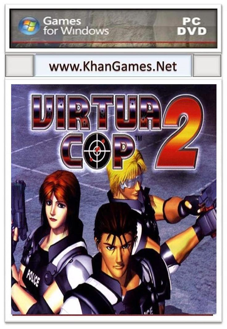 virtua cop 2  windows 7