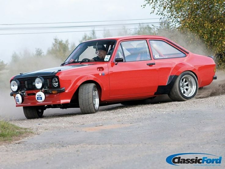 Mk2 Escort | WRC Rally School @ http://www.globalracingschools.com