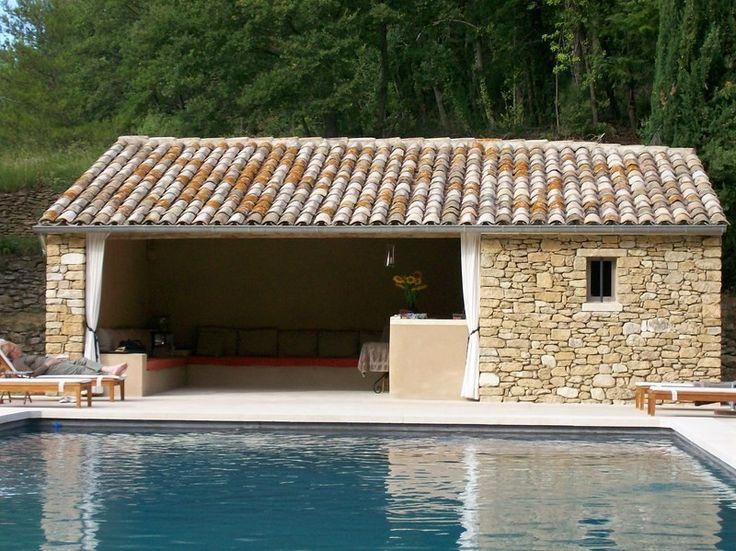 les 25 meilleures images du tableau pool house sur pinterest piscines abri piscine et abris. Black Bedroom Furniture Sets. Home Design Ideas