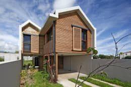 tropische Huizen door T&T architecture