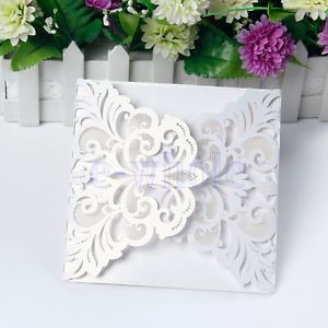 Personalised-Laser-Cut-Lace-Wedding-Day-Evening-Invitations-Invites-White-WT