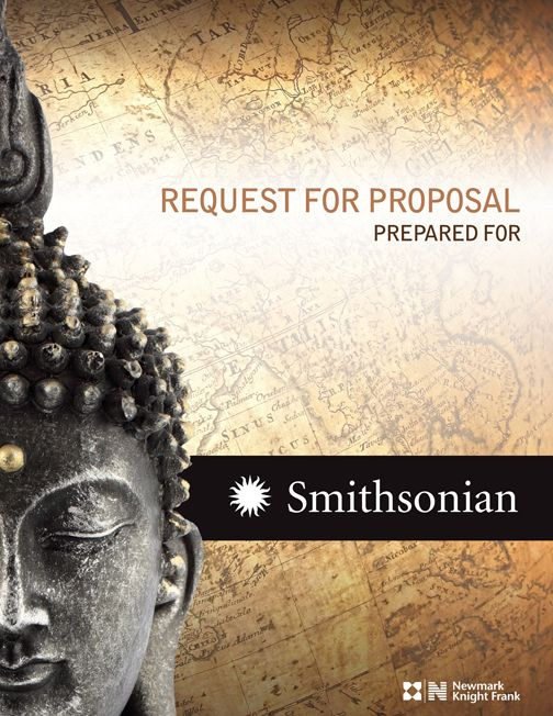 Custom Request for Proposal Covers by Miguel A. Morales, via Behance