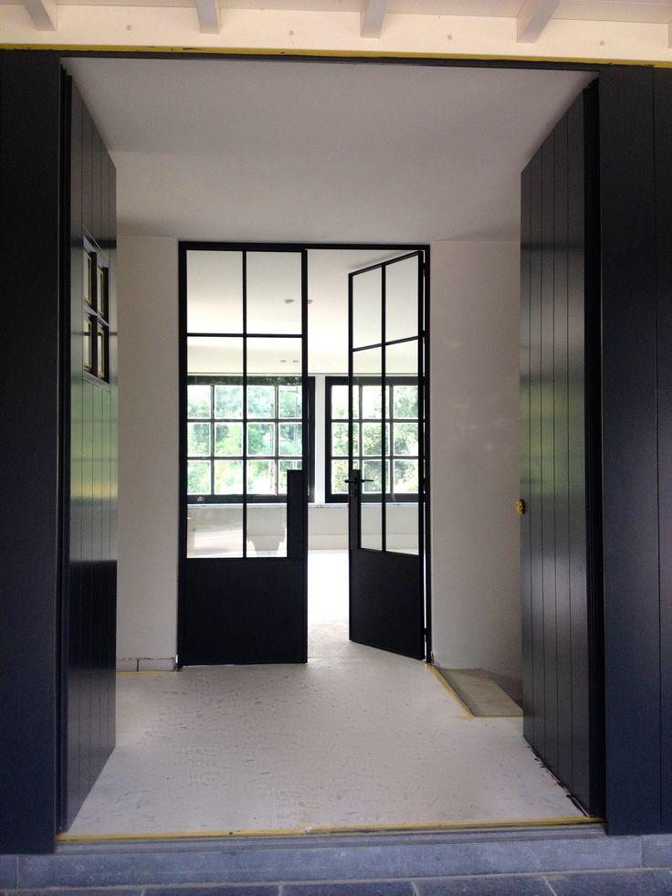 Stalen dubbele deur INCEE #INCEE