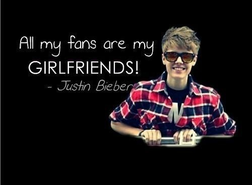 This means that i am his girlfriend!!!