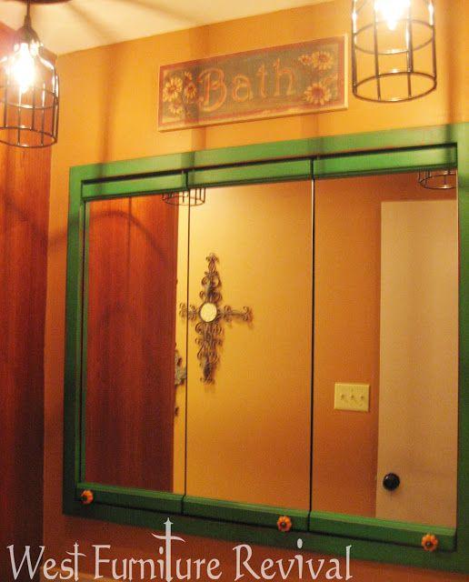 about medicine cabinet redo on pinterest medicine cabinets bathroom