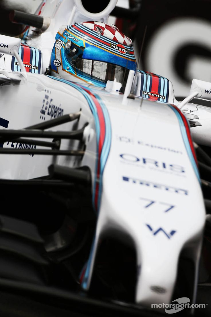 On Track w/Valtteri Bottas for the 2014 Monaco Formula One Grand Prix at Circuit de Monaco
