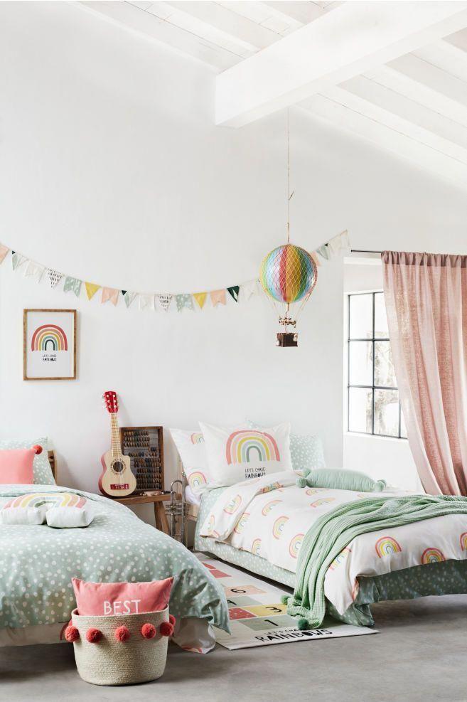 Kidsbedroom En 2020 Parure De Couette Deco Interieure Decoration Chambre