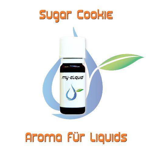 Sugarcookie Aroma | My-eLiquid E-Zigaretten Shop | München Sendling