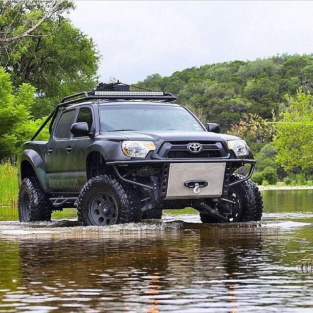 Best 25 Toyota Tacoma Roof Rack Ideas On Pinterest