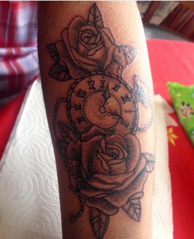 #rose #tattoo