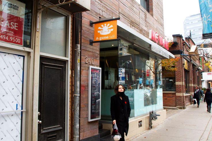 A-Game Cafe Takes Your Fun Seriously #Toronto #Risk #Catan #BoardGames #Games