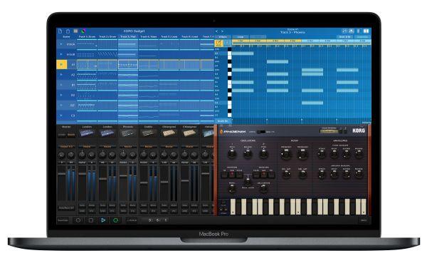 KORG音楽制作ソフトアプリが全製品最大50%OFF