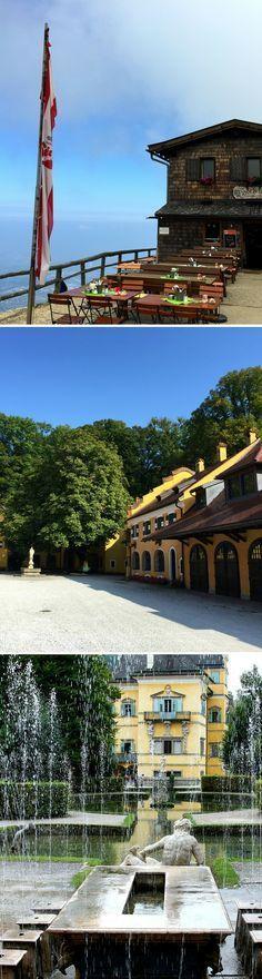 Salzburg: Tipps für Ausflüge rund um die Stadt http://www.cityseacountry.com/de/ausflug-ins-gruene-tipps-rund-um-die-stadt-salzburg/ mit: Untersberg, Wasserspiele Schloss Hellbrunn und mehr