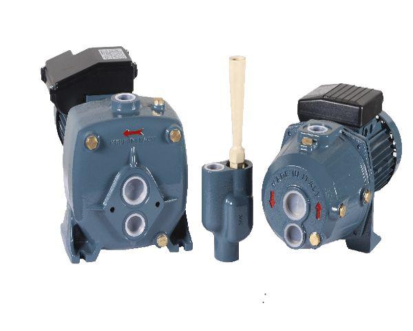 JAP 100M#JAP150M#pompe de suprafata cu ejector submersibil#aspiratie maxima 30 respectiv 50m.