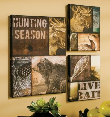 Wall Decor From Cabelas Home Decor I Want Pinterest