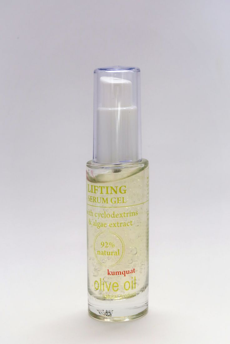 LIFTING SERUM GEL kumquat