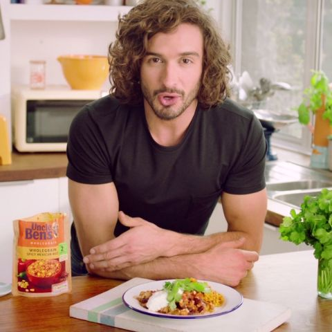 Healthy, quick and easy. Uncle Ben's and Joe Wicks bring you a tasty medley of meals that can be put together in minutes.   There are 5 Healthy Meals Made Easy to choose from, including Cajun Spiced Chickpea Salad and Chicken and Spinach Curry.   Click healthymealsmadeeasy.co.uk for the full range of recipes.