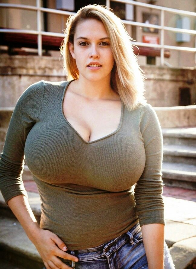 Big glorious tits