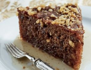 Καρυδόπιτα νόστιμη και νηστίσιμη | ΑΡΧΑΓΓΕΛΟΣ ΜΙΧΑΗΛ