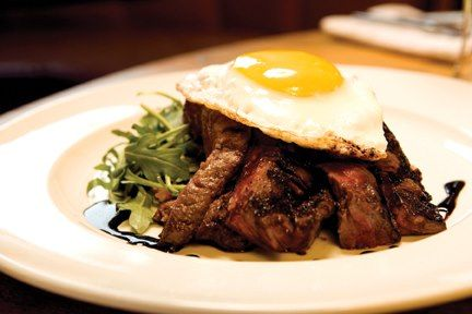 Steak & Eggs Korean Style from Sohui Kim of the Good Fork. Made with ...