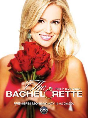 Emily chose our Brooke earrings in Green for her official Bachelorette portrait! Gorgeous! #emilymaynard #bachelorette