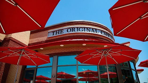 Paul Argenti's #3 CHICK-FIL-A - BEING UNAUTHENTIC