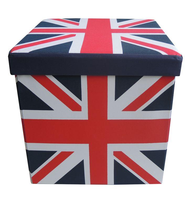Úložný box - taburet K041 - SCONTO NÁBYTOK