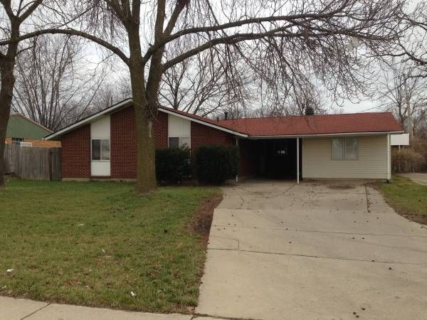 5606 Old Troy Pike, Huber Height (Dayton) Ohio 45424 is for sale.  Already Rented = Cash Flow