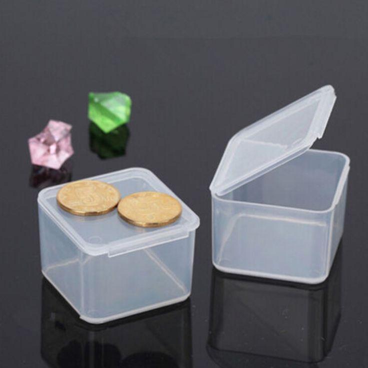 M s de 25 ideas fant sticas sobre contenedores de pl stico for Cajas de plastico transparente