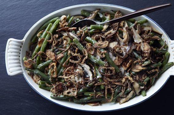 Homemade Green Bean Casserole, a recipe on Food52