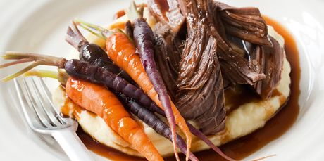 Rugby Legend Ritchie McCaw's Topside Roast Supreme.