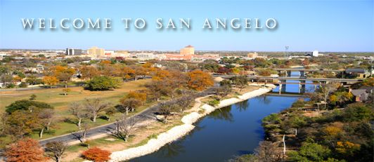San Angelo Texas My Own Favorite Places Pinterest