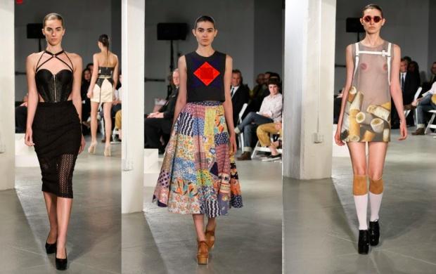Pratt Fashion Design Curriculum
