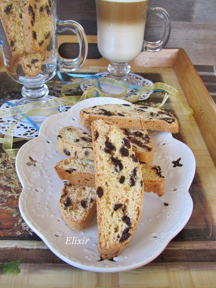 Кулинарен еликсир: кантучини с шоколад