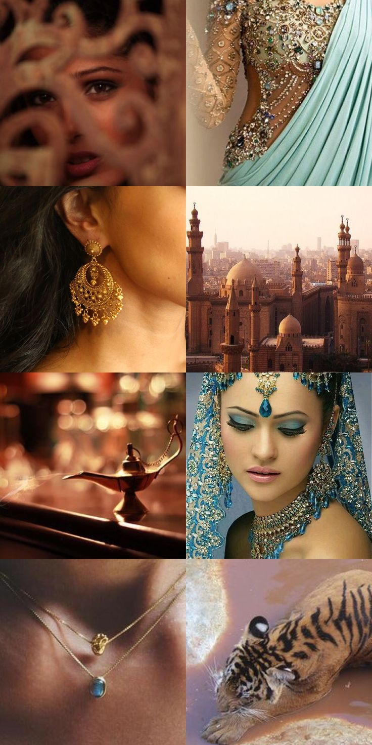Princess Jasmine aesthetic