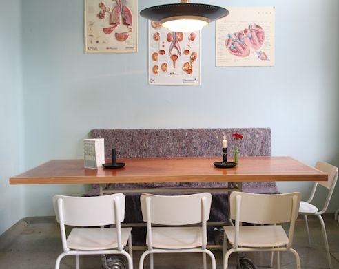 Maria Paveljoen Burg, Loefplein 70 #Lunch #Borrel #Diner in het oude ziekenhuis #Denbosch #Hip #Tip #Koffie