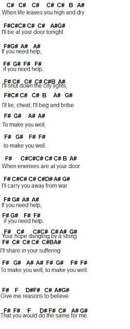 Lyrics of gone by phillip phillips