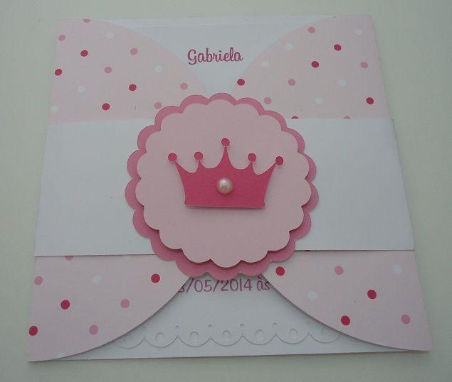 Invitación princesas