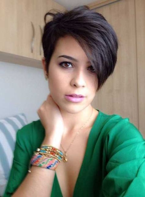 Sexy Short Hairstyles 2014 short hairstyles Latest Pixie Hairstyles For Women